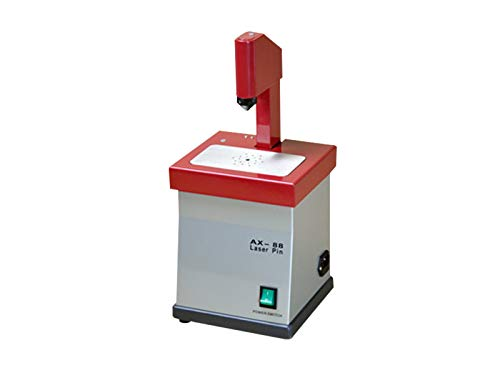 SoHome 150W Dental Laser Pinhole Drilling Unit for Plaster Model Making 2,800RPM Laser Pin Driller AX-88 ()
