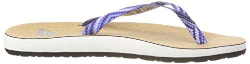 Adidas Aquatiques Chaussures ftwwht nobink Eezay Cg2816 Flo Multicolore Sports Femme Flip Cork ashblu ZqSHUwZrxA