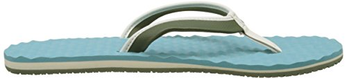 para North y Mujer Bristol Vintage 4fe The Camp Base Azul Playa W Face de Zapatos Mini White Piscina Blue PwqzS
