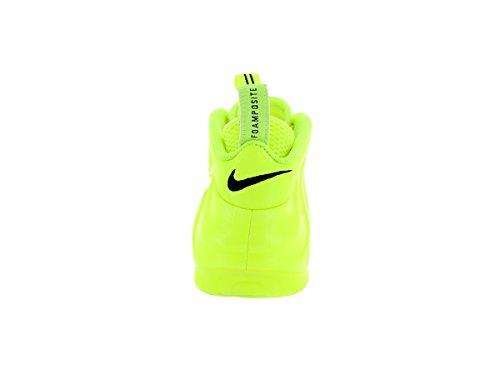 Nike Air Foamposite Pro Menns Basketball-sko 624041 Volt / Volt / Svart