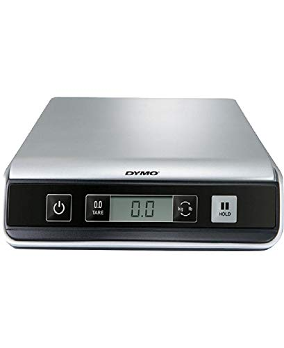 DYMO M25 25LB DIGITAL USB SCALE (Black)