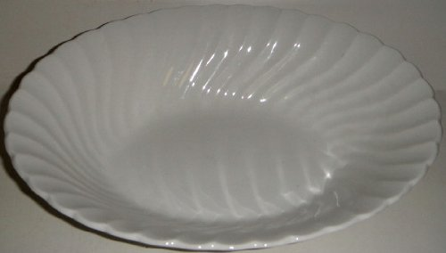 Wedgwood Candlelight Oval Vegetable Bowl 10