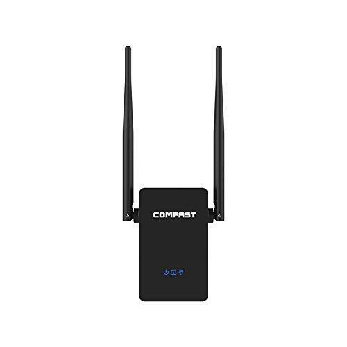 COMFAST 750Mbps Wifi Repeater Dual Band 11AC Wireless Wifi Range Extender Home Use Signal Extends