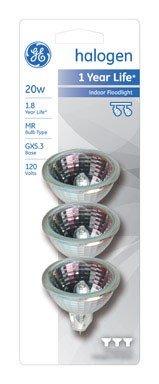 GE Lighting 85289 20-Watt Track and Recessed MR16 Halogen Li