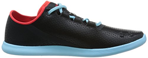 Under Armour Women s UA StudioLux Low fresco Anthracite/Sky Blue/Rocket Red