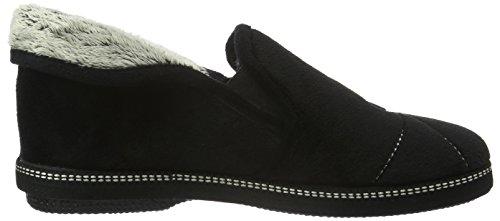 Home Pantofole Warm Donna Nero nero 1604 Gabor Schwarz Da Foderate qEHnRwxd