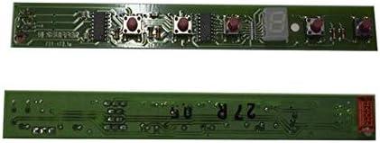 Circuito ELECTRONICO Campana ASPES FER-KE0017500: Amazon.es: Hogar