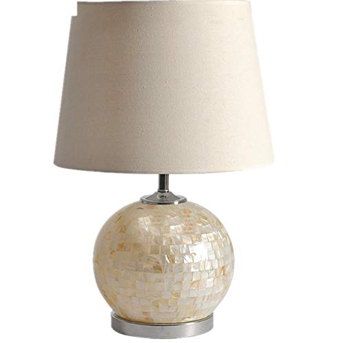 Lámpara de mesa Lámpara de mesa de luz simple con bola de