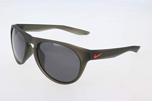 Nike EV1008-302 Essential Jaunt Sunglasses (Frame Dark Grey Lens), Matte Cargo Khaki