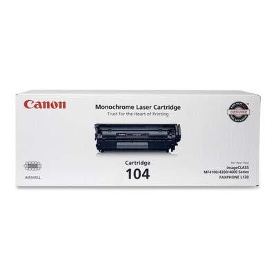 Canon 104 Toner Cartridge - Black ()