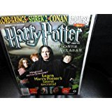 Fantasy Worlds Magazine - Harry Potter and the Prisoner of Azkaban, Lord of the Rings, Shrek 2, Conan, Hugh Jackman, Harry Potter's Latest Secrets (August, 2004, Noo. 4)