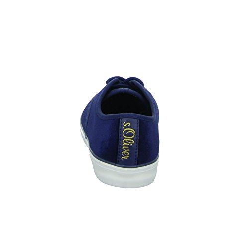 S. Oliver Shoes Da-Schnürer Night Blue