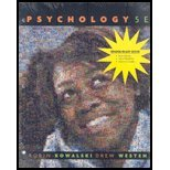Psychology, Fifth Edition Binder Ready, Kowalski, 0470384581