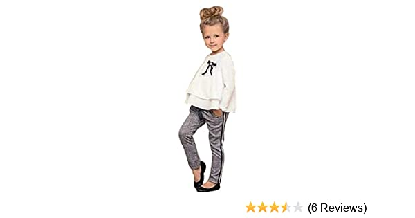 Littleice Toddler Baby Girls Lattice Strap Skirt Long Sleeve T-Shirt Ruched 2PC Outfits Set