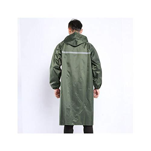 Adatto Verde Lungo Green Dimensioni Adulto Viaggi Poncho Jxjjd Green All'aperto M colore Per Impermeabile HIw8xp