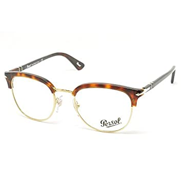 80cededf6476c Image Unavailable. Image not available for. Color  Persol Brille (PO3105VM 24  51) ...