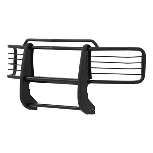 (ARIES 4042 1-1/2-Inch Black Steel Grill Guard Select Chevrolet, GMC C, K, Suburban, Tahoe, Yukon)
