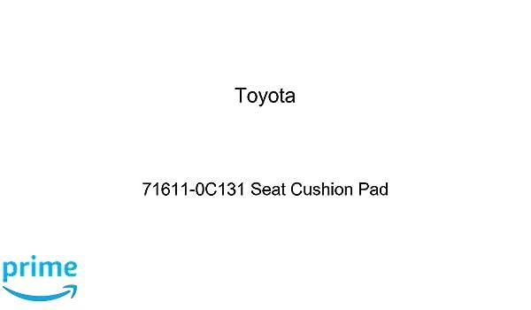 Rear Honda Genuine 82131-SCA-A12ZA Seat Cushion Trim Cover Right