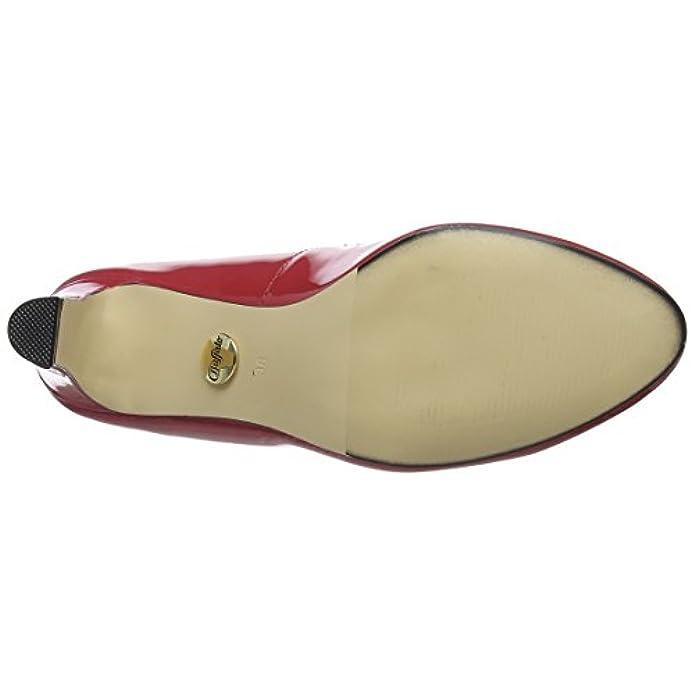 Buffalo Ls80437-9c Patent Scarpe Con Tacco Donna