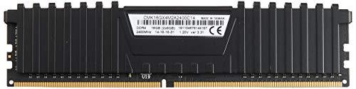 Build My PC, PC Builder, Corsair CMK16GX4M2A2400C14