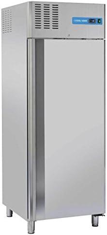 Armario Frigorífico inoxidable armario congelador LT. 650 de acero ...