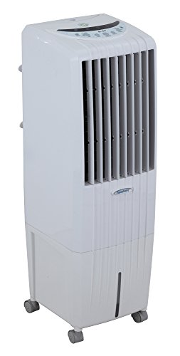 Symphony Diet 22i 22 Litre Air Cooler (White) – with Remote Control and i-Pure Technology