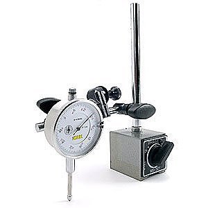 JEGS Performance Products 81605K Dial Indicator & Magnetic Base Kit ()
