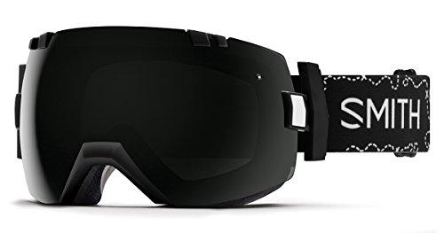 Smith Optics I/OX Asian Fit Goggle - Xavier AC Frame/ChromaPop Sun Black/ChromaPop Storm Rose Flash by Smith Optics