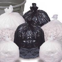 Heritage Bag Company H4832HC Liner Heavy Clear 24x32 12-16Gal 500/Ca by Heritage Bag Company