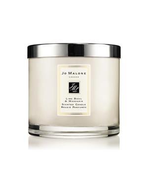 JO MALONE LONDON Lime Basil & Mandarin Deluxe Candle 600g ()