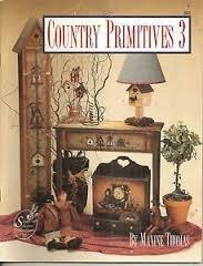 Primitive Folk Art Painting (Country Primitives 3)