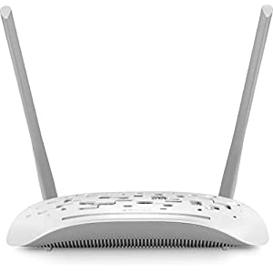 TP-LINK TD-W8961N 300Mbps fixed Antenna Wireless N ADSL2+ Modem Router