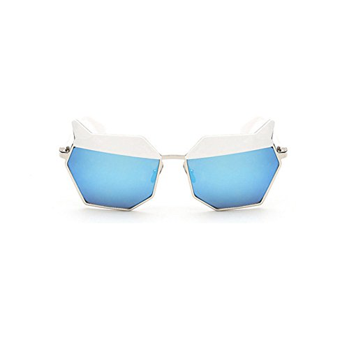 Aoligei Lunettes de soleil fashion tendance lunettes de soleil personnalité lunettes de soleil C
