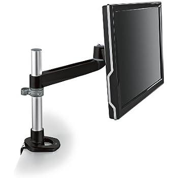 Amazon Com 3m Single Swivel Monitor Arm Ma120mb