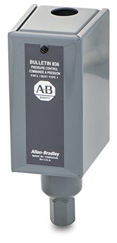 NEW ALLEN BRADLEY 836-C7A PRESSURE CONTROL 4-150PSI SWITCH 125V-AC B253946