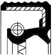 Corteco 12014828B Shaft Seal Camshaft