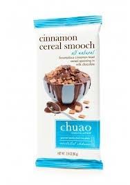 Chuao Mini Chocolate Bar 0.39-oz. - Pack of 10 (Cinnamon Cereal Smooch)
