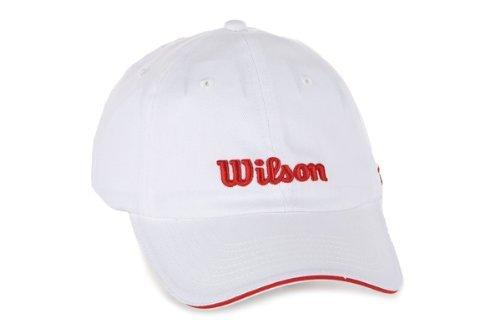 Wilson Sporting Goods Tour Cap, White