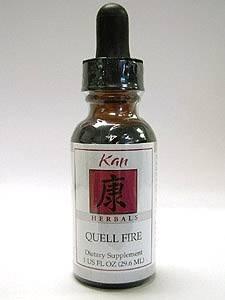 Kan Herbs - Quell Fire 1 oz 1 Ounce Kan Herbs