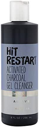 Bath & Body Works Active/Skincare Hit Restart Activated Charcoal Gel Cleanser, 8 Ounce