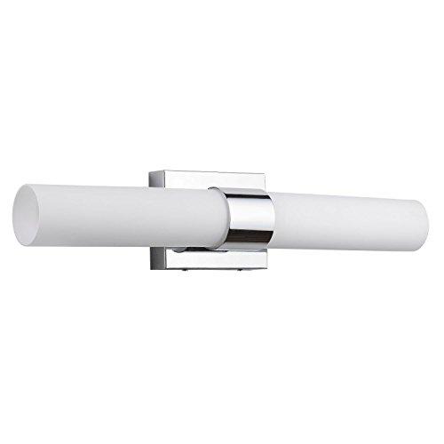 Perpetua 22 inch LED Bathroom Vanity Light - Chrome - Linea di Liara LL-SC942-PC