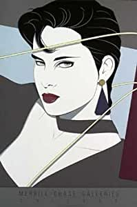 Amazon.com Patrick Nagel - Commemorative #11 Serigraph Posters U0026 Prints