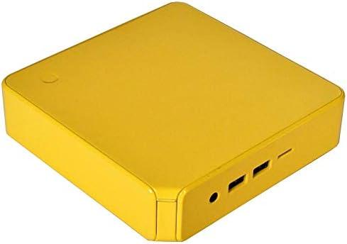 ASUS CHROMEBOX 3-N017U Mini PC با حافظه 8 گیگابایتی (زرد)