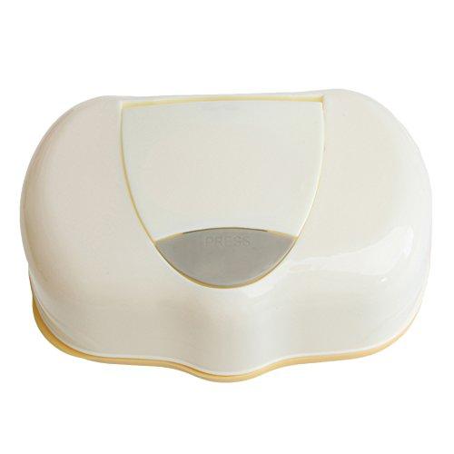 Bouder Dry Wet Tissue Paper Case Care Baby Wipes Napkin Storage Box Holder Container Wipes Dispenser Home Tissue Holder Accessories regular