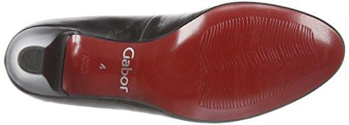 Gabor Vesta L - Zapatos para mujer Negro (Black 27)