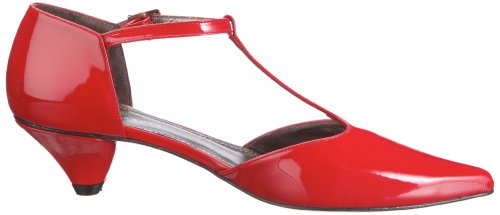 Farrutx sandal 41853 - Sandalias de vestir para mujer Rojo