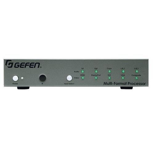 Gefen CI EXT-MFP Audio/Video Multi-Format Processor