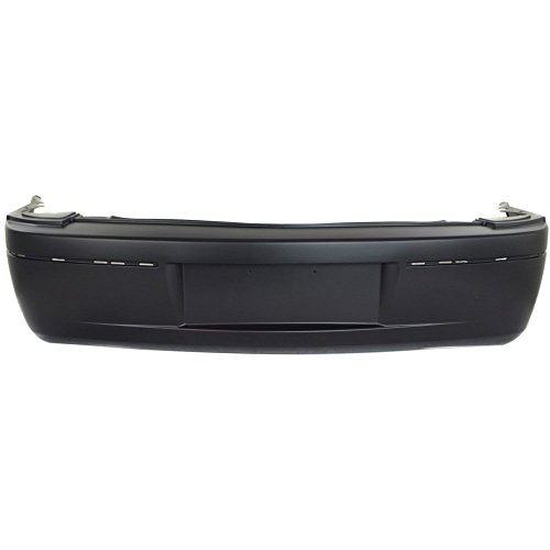 07 chrysler 300 rear bumper - 4
