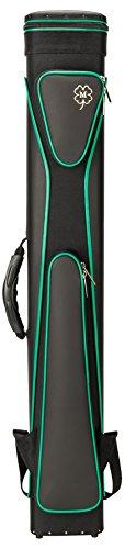 McDermott 75-0940 3 Butt x 5 Shaft Backpack Sport Pool Cues Stick Case (Sport Cue Case)