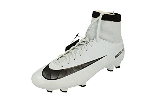 Nike blauton wei 401 Pour Victory Homme Schwarz Df blauton De Cr7 Chaussures Football Bleu Mercurial Fg Vi 6Arq67